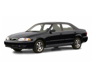 2001 Mazda 626 Sedan
