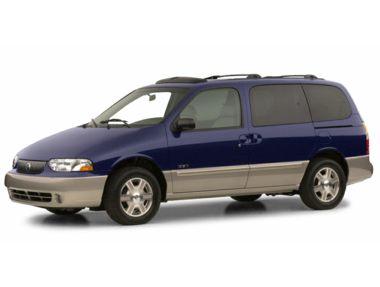 2001 Mercury Villager Van