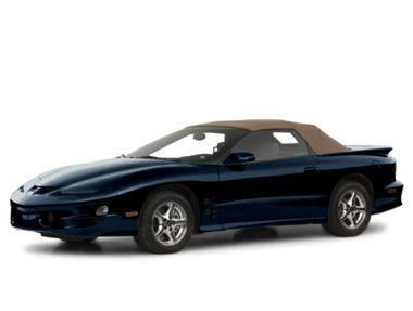 2001 Pontiac Firebird Convertible