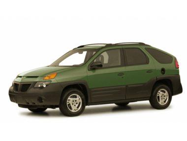 2001 Pontiac Aztek SUV