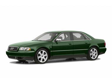 2002 Audi S8 Sedan
