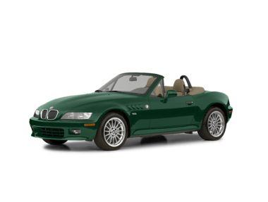 2002 BMW Z3 Convertible