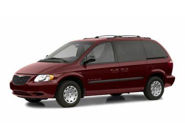 2002 Chrysler Voyager Van
