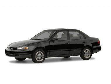 2002 Chevrolet Prizm Sedan