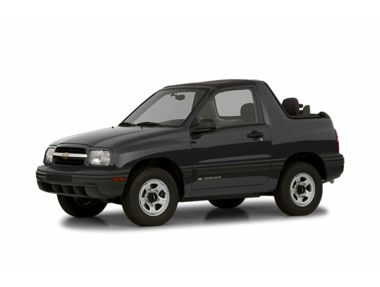 2002 Chevrolet Tracker SUV
