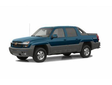 2002 Chevrolet Avalanche 2500 Truck