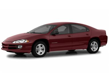 2002 Dodge Intrepid Sedan