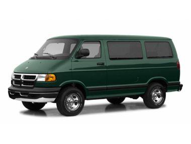 2002 Dodge Ram Wagon 1500 Van
