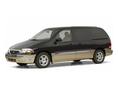 2002 Ford Windstar Wagon