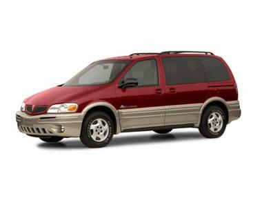 2002 Pontiac Montana Van