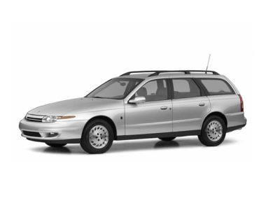2002 Saturn L-Series Wagon