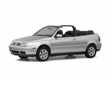 2002 Volkswagen Cabrio Convertible
