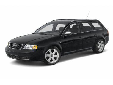 2003 Audi S6 Wagon