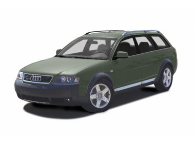2003 Audi allroad Wagon