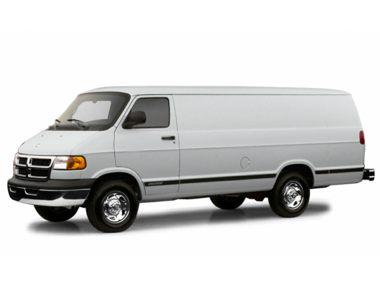2003 Dodge Ram Van 3500
