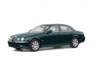 2003 Jaguar S-TYPE Sedan