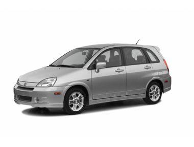 2003 Suzuki Aerio SX Hatchback