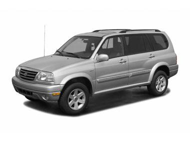 2003 Suzuki XL-7 SUV