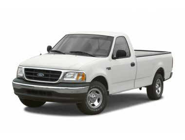 2004 ford f 150 heritage xl truck ratings prices trims summary j d power. Black Bedroom Furniture Sets. Home Design Ideas