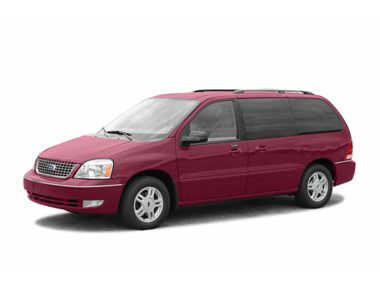 2004 Ford Freestar Wagon