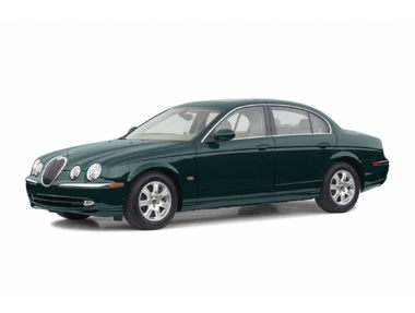 2004 Jaguar S-TYPE Sedan