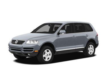 2005 Volkswagen Touareg SUV
