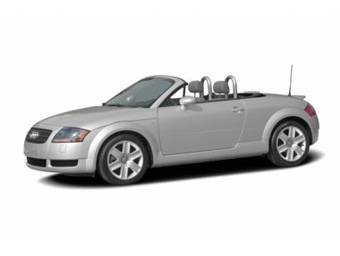 2006 Audi TT Convertible