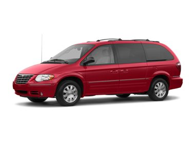2006 Chrysler Town & Country Van