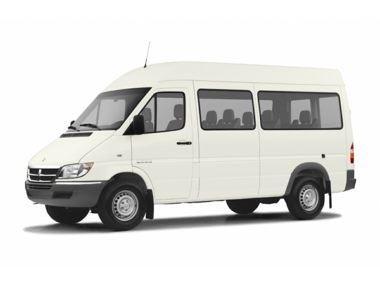 2006 Dodge Sprinter Wagon 2500 Van