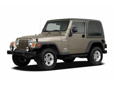2006 Jeep Wrangler SUV