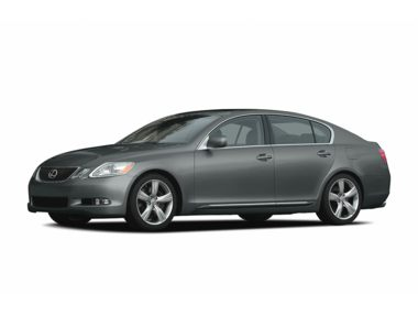 2006 Lexus GS 430 Sedan