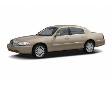 2006 Lincoln Town Car Sedan