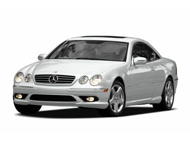 2006 Mercedes-Benz CL-Class Coupe