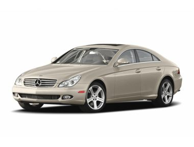 2006 Mercedes-Benz CLS-Class Coupe