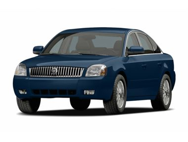 2006 Mercury Montego Sedan
