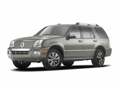 2006 Mercury Mountaineer SUV