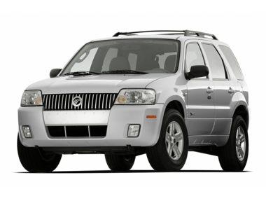 2006 Mercury Mariner Hybrid SUV
