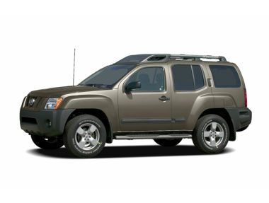 2006 Nissan Xterra SUV