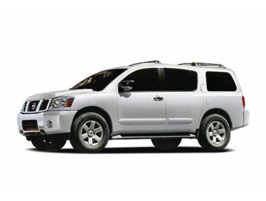 2006 Nissan Armada SUV