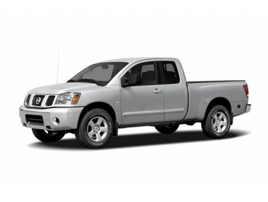 2006 Nissan Titan Truck