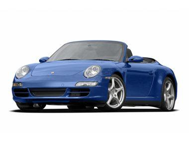 2006 Porsche 911 Convertible