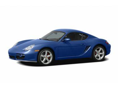 2006 Porsche Cayman S Coupe