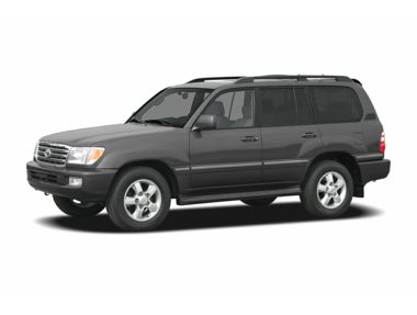 2006 Toyota Land Cruiser SUV