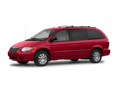 2007 Chrysler Town & Country Van