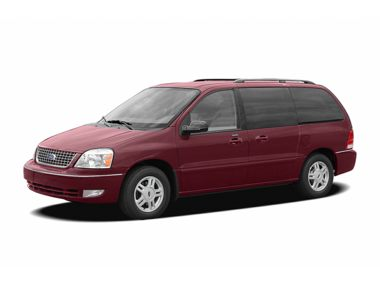 2007 Ford Freestar Wagon