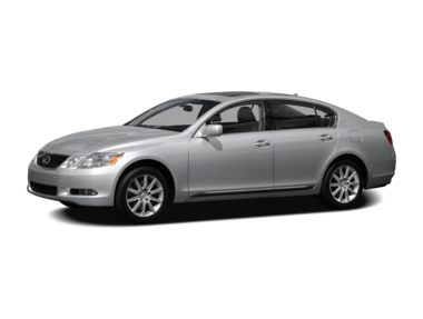 2007 Lexus GS 430 Sedan