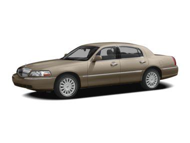 2007 Lincoln Town Car Sedan