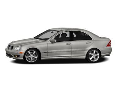 2007 Mercedes-Benz C-Class Sedan