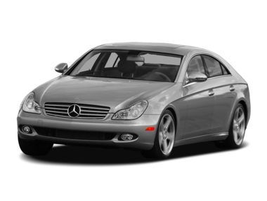 2007 Mercedes-Benz CLS-Class Coupe