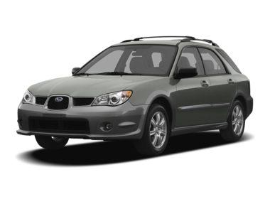 2007 Subaru Impreza Outback Sport Wagon